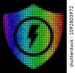 dot impressive halftone... | Shutterstock .eps vector #1092803972