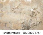 cement texture abstract grunge... | Shutterstock . vector #1092822476