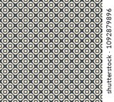 geometric pattern in repeat.... | Shutterstock . vector #1092879896