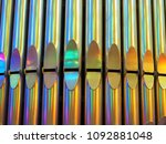 Rainbow Organ Pipes