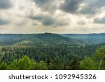view from the big pohlshorn... | Shutterstock . vector #1092945326