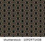 vector seamless pattern. modern ... | Shutterstock .eps vector #1092971438
