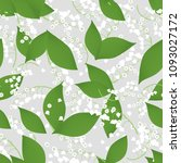 seamless pattern with vector... | Shutterstock .eps vector #1093027172