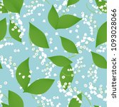 seamless pattern with vector... | Shutterstock .eps vector #1093028066