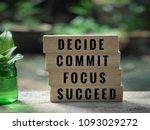 motivational and inspirational... | Shutterstock . vector #1093029272