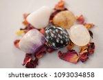 crystal bundle including...   Shutterstock . vector #1093034858