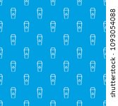 trash can pattern repeat... | Shutterstock . vector #1093054088