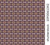 colorful geometric pattern in... | Shutterstock . vector #1093061342
