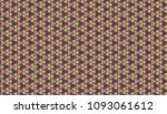 colorful geometric pattern in... | Shutterstock . vector #1093061612