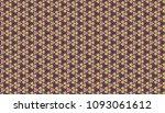 colorful geometric pattern in... | Shutterstock . vector #1093061612