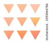 vector gradient reverse... | Shutterstock .eps vector #1093064786