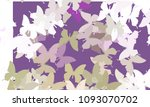 abstract halftone background... | Shutterstock .eps vector #1093070702