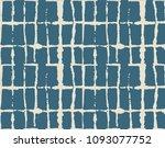 green  gray dark geo pattern... | Shutterstock .eps vector #1093077752