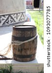 Wooden Wine Barrel - Fine Art prints