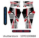 leggings pants fashion... | Shutterstock .eps vector #1093100888