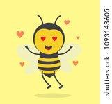 vector illustration character... | Shutterstock .eps vector #1093143605