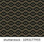 vector seamless pattern. modern ... | Shutterstock .eps vector #1093177955