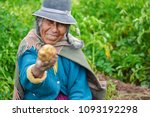 old native american woman... | Shutterstock . vector #1093192298