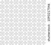seamless abstract black texture ... | Shutterstock . vector #1093217546