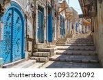 sousse   tunisia   june 2015 ...   Shutterstock . vector #1093221092