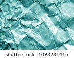 old paper with wrinckles in... | Shutterstock . vector #1093231415