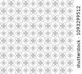 seamless abstract black texture ... | Shutterstock . vector #1093299512