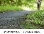 close up of asphalt road with...   Shutterstock . vector #1093314008