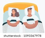 vector cartoon illustration of... | Shutterstock .eps vector #1093367978