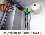 hot water storage | Shutterstock . vector #1093456658
