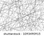 amazing diagonal black... | Shutterstock .eps vector #1093490915