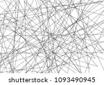 amazing diagonal black... | Shutterstock .eps vector #1093490945