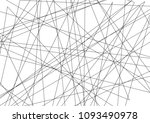 amazing diagonal black... | Shutterstock .eps vector #1093490978