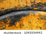 texture background rusty metal... | Shutterstock . vector #1093554992