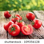 Tomatoes  Cooked With Herbs Fo...