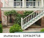 porches in charleston sc | Shutterstock . vector #1093639718