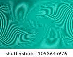 gradient polka dots green...   Shutterstock .eps vector #1093645976