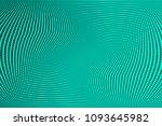 gradient polka dots green...   Shutterstock .eps vector #1093645982