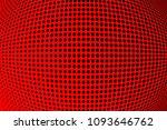 gradient polka dots red...   Shutterstock .eps vector #1093646762