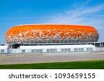 saransk  russia   may 18  2018  ... | Shutterstock . vector #1093659155