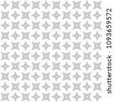 seamless abstract black texture ... | Shutterstock . vector #1093659572