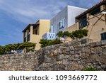 sissi  crete  greece   may 16 ...   Shutterstock . vector #1093669772
