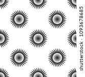 geometric seamless pattern.... | Shutterstock .eps vector #1093678685