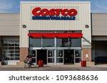 hobart   circa may 2018  costco ...   Shutterstock . vector #1093688636