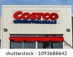 hobart   circa may 2018  costco ...   Shutterstock . vector #1093688642