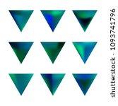 vector gradient reverse... | Shutterstock .eps vector #1093741796