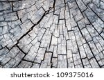 Wood Detail. The Old Timber Is...