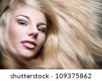 close up shot of young... | Shutterstock . vector #109375862
