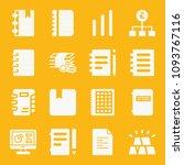 business filled set of vector...   Shutterstock .eps vector #1093767116