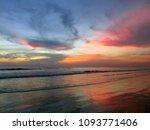 beautiful vibrant colors of... | Shutterstock . vector #1093771406