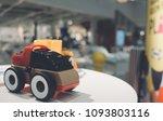 car toy in kindergarten for...   Shutterstock . vector #1093803116